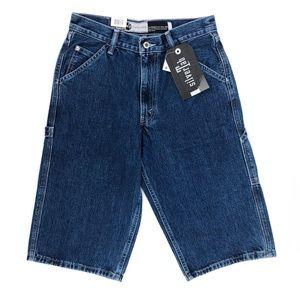 LEVI'S Silvertab Carpenter Mens Denim Shorts